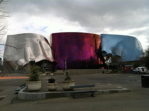 Museum Of Pop Culture Music Movies And More In Seattle