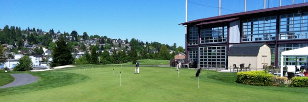 Interbay Golf Course, Driving Range & Mini Golf