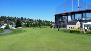 Interbay Golf Center Putting Green