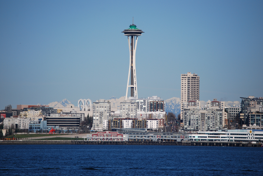 West Seattle | Space Needle