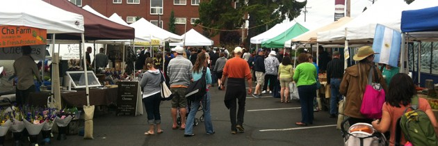 West Seattle Farmers Market