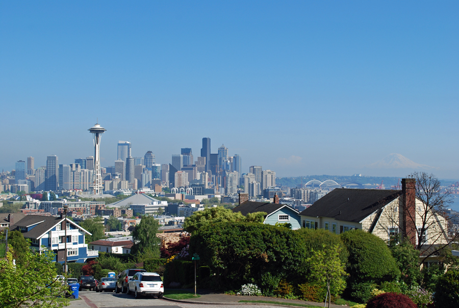 Best Views of Seattle