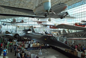 Museum of Flight Great Gallery