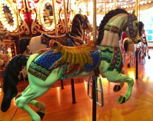 Seattle Waterfront Carousel