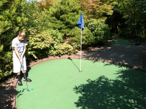 Miniature Golf Seattle