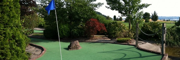 Miniature Golf Seattle | Interbay Golf Center