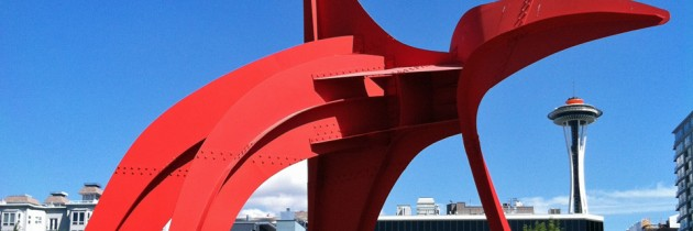 Olympic Sculpture Park | Free 365 Days a Year