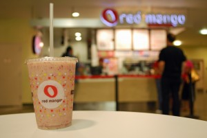 Red Mango Smoothies