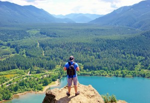 Rattlesnake Ledge Tim Lewis