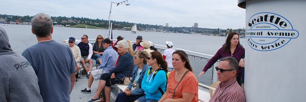 Seattle Ice Cream Cruise on Lake Union