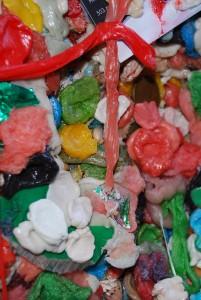 The Gum Wall in Seattle.