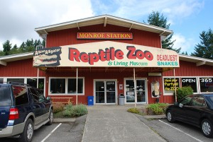 The Reptile Zoo and Living Museum