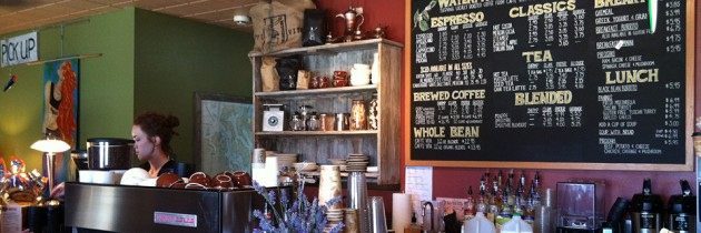 Waterfront Coffee Company in Edmonds