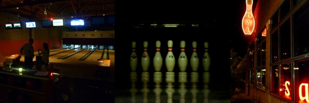 Garage | Bowling and Billiards on Capitol Hill