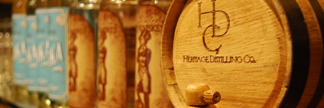 Heritage Distilling in Gig Harbor