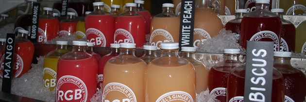 Rachel's Ginger Beer | Refreshing Seattle Soda Shop