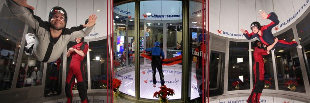 iFly Seattle | Indoor Skydiving in Tukwila
