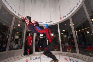 iFLY Seattle | Tove Tupper