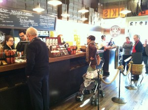Original Starbucks Store