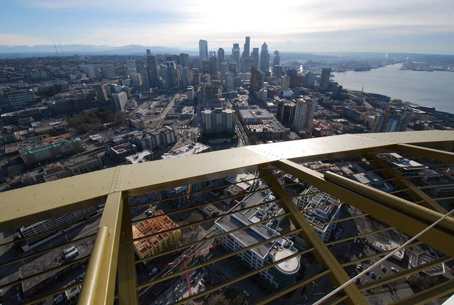Seattle City Pass Space Needle