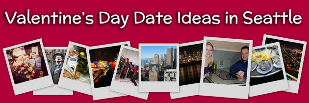 Valentine's Day Date Ideas in Seattle