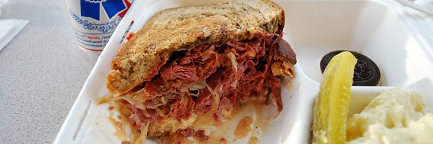 Market House Meats | Best Reuben Sandwich in Seattle