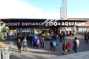 Point Defiance Zoo & Aquarium in Tacoma