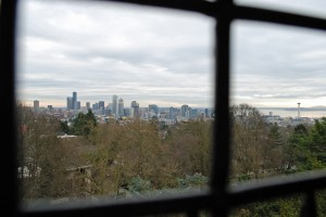 Volunteer Park Water Tower View