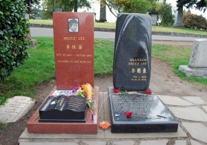Bruce Lee Grave Site Seattle