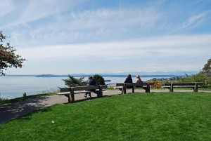 Marshall Park Seattle