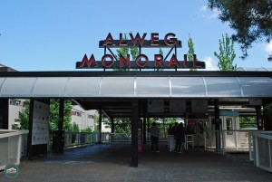 Seattle Monorail | Seattle Center Station