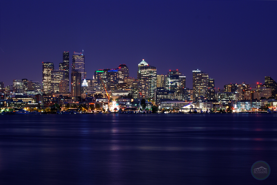 Best Views Of Seattle Gas Works Park