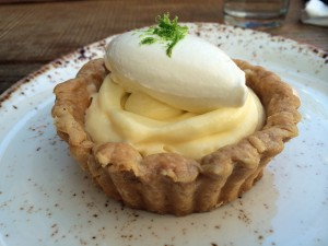 Westward | Key Lime Tart