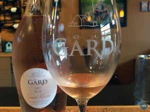 Gard Vintners Woodinville Wine Country