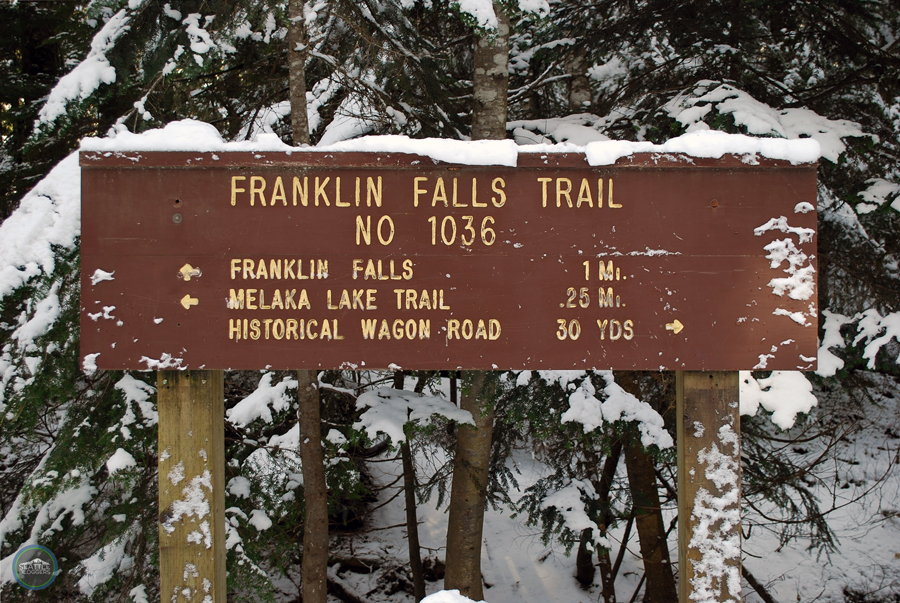Franklin Falls Trail
