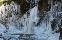 Franklin Falls | A Short Winter Hike Near Seattle
