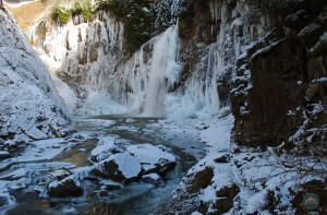 Franklin Falls | Winter Snow