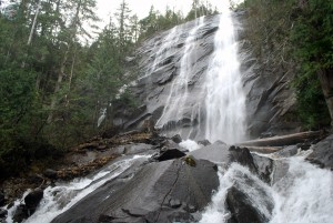 Bridal Veil Falls Washington