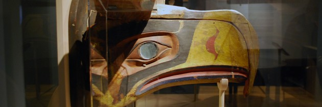 Mask that Inspired the Seahawks Logo