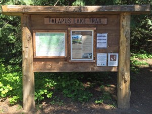 Talapus Lake Trailhead