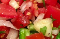 Easy, Fresh Homemade Salsa Recipe