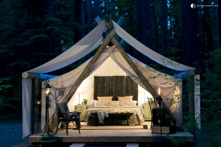 Glamping Hub Top Holiday Accommodations In Washington