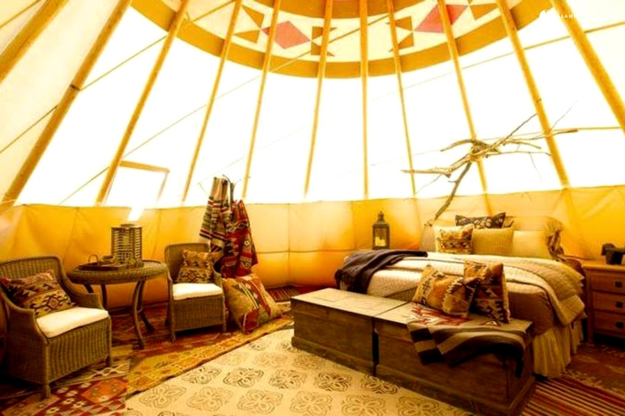 Glamping Hub Washington