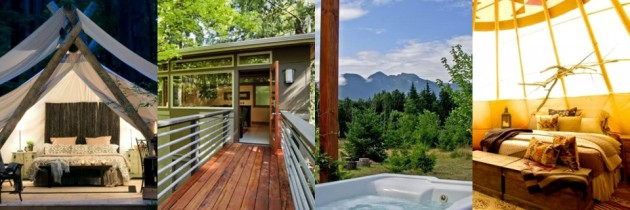 Glamping Hub | Holiday Accommodations in Washington