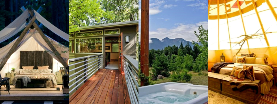 Glamping Hub | Top Holiday Accommodations in Washington | Seattle