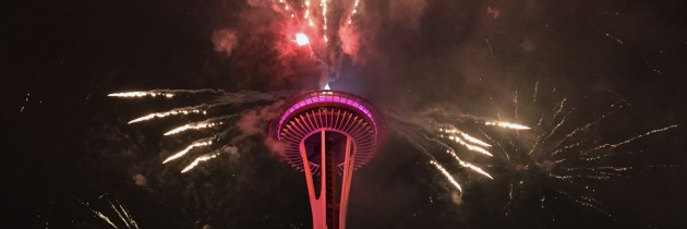 Best Places to Watch New Year's Eve Fireworks in Seattle