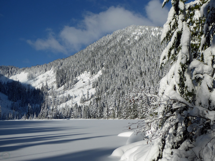 Talapus Lake Winter Hike