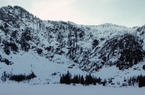 Heather Lake Winter Hike
