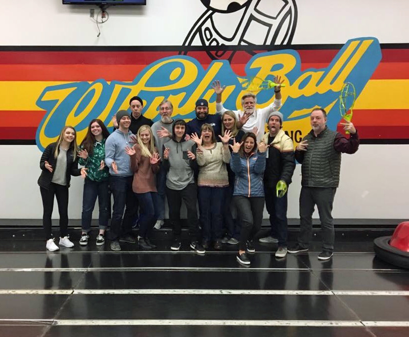 WhirlyBall Seattle