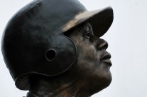 Ken Griffey Jr. Statue at Safeco Field